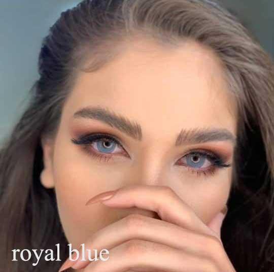 royal blue لولیتا رنگی