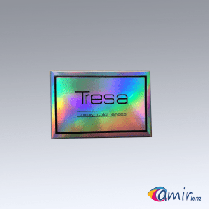 لنز رنگی سالیانه Tresa