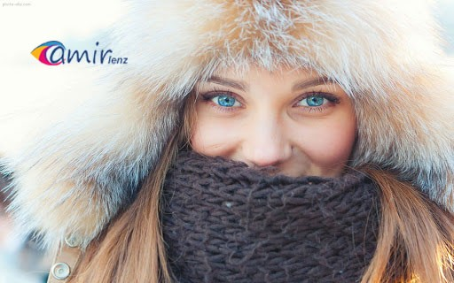 خطرات فصل زمستان برای سلامت چشم