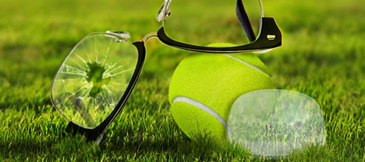 آیا می توان در هنگام ورزش از لنز استفاده کرد ؟