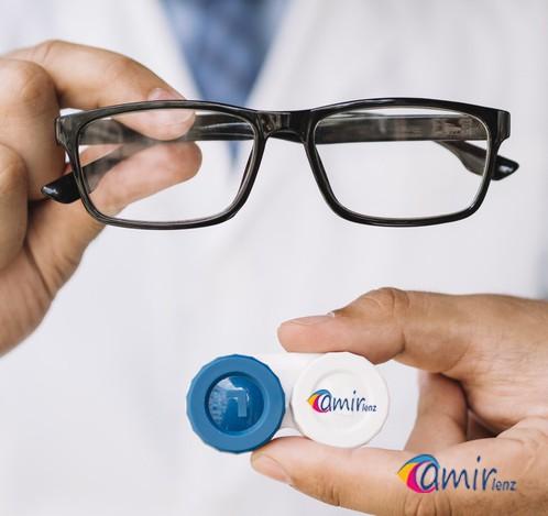 چگونه برای همیشه عینک خود را کنار بگذاریم؟
