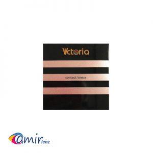 لنز رنگی ویکتوریا در رنگ های مختلف