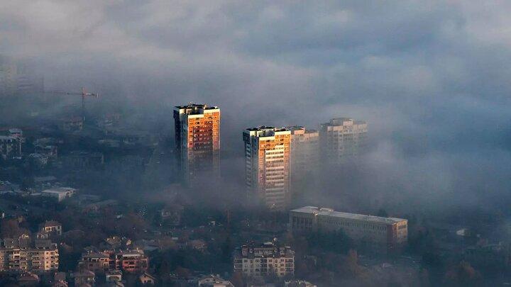 تاثیر آلودگی هوا چشم ها